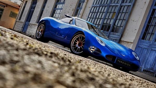 Con 1341 CV, el Toroidion 1MW se corona como el coche eléctrico más potente j