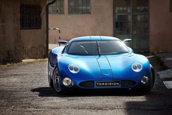 Con 1341 CV, el Toroidion 1MW se corona como el coche eléctrico más potente