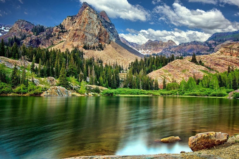Fondo Escritorio Paisaje Bonita Nevada: Fondos De Pantalla De Paisajes Naturales