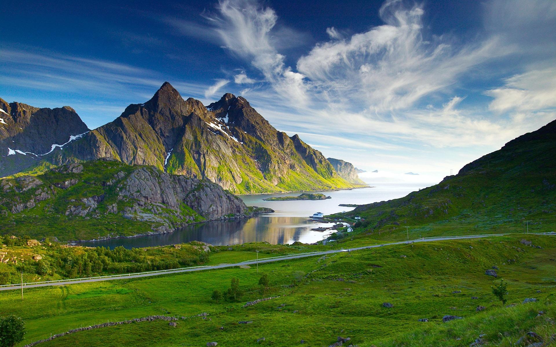 Fondos de pantalla de paisajes naturales30