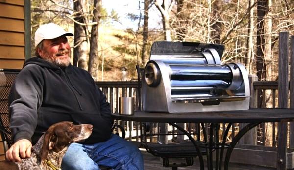 GoSun Grill, la cocina solar para cocinar las 24 horas c