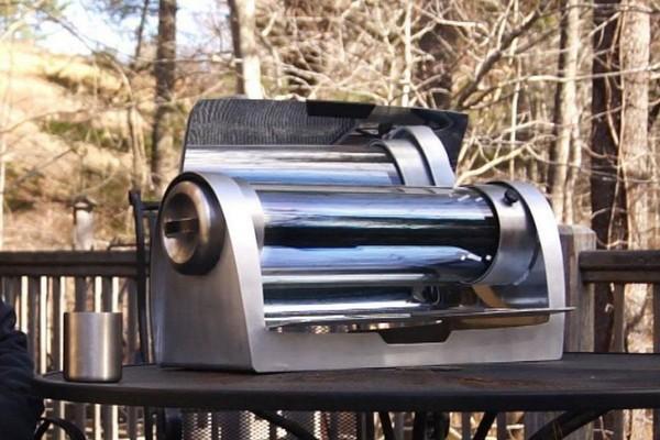 GoSun Grill, la cocina solar para cocinar las 24 horas