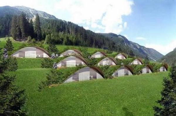 Qué es la arquitectura sostenible b