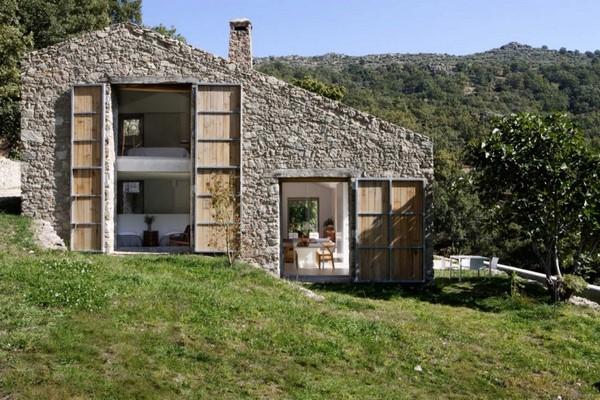 Colección de fotos de arquitectura sostenible ah