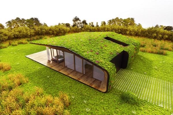 Colección de fotos de arquitectura sostenible g