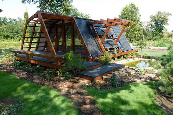 Colección de fotos de arquitectura sostenible i