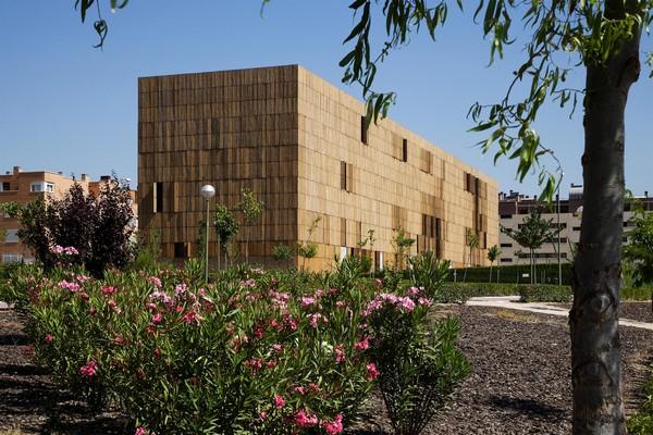 Colección de fotos de arquitectura sostenible k