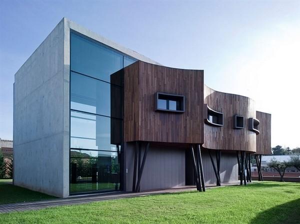 Colección de fotos de arquitectura sostenible m