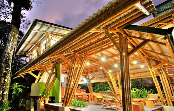 Colección de fotos de arquitectura sostenible n