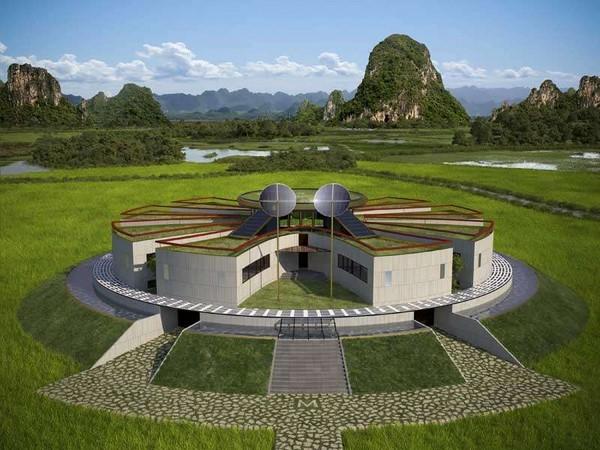 Colección de fotos de arquitectura sostenible v