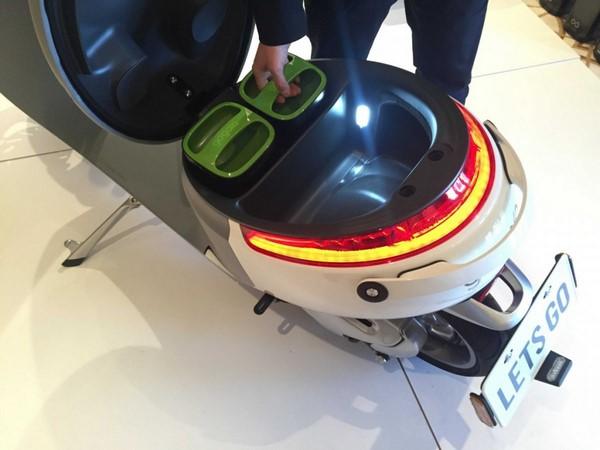 Gogoro y sus motos eléctricas con baterías gratis durante dos años e
