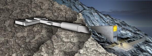 Svalbard Global Seed Vault f