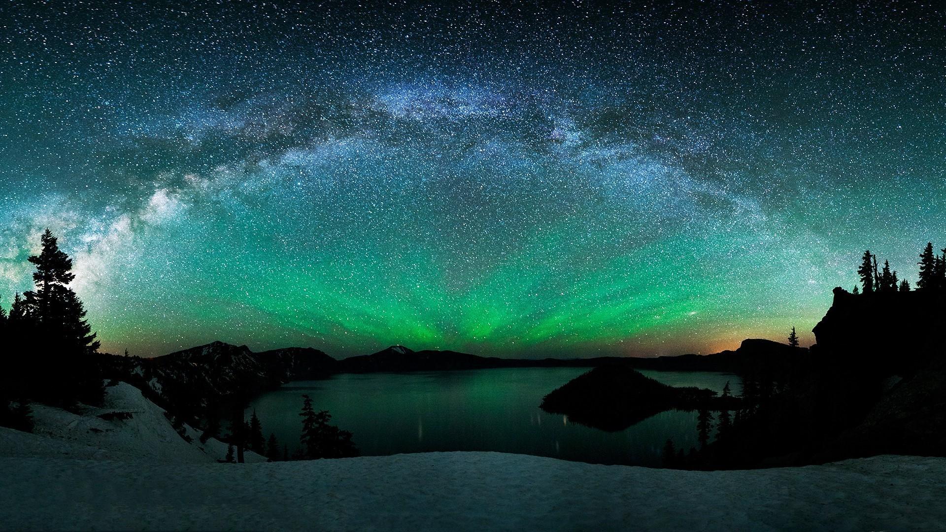 Aurora boreal ab
