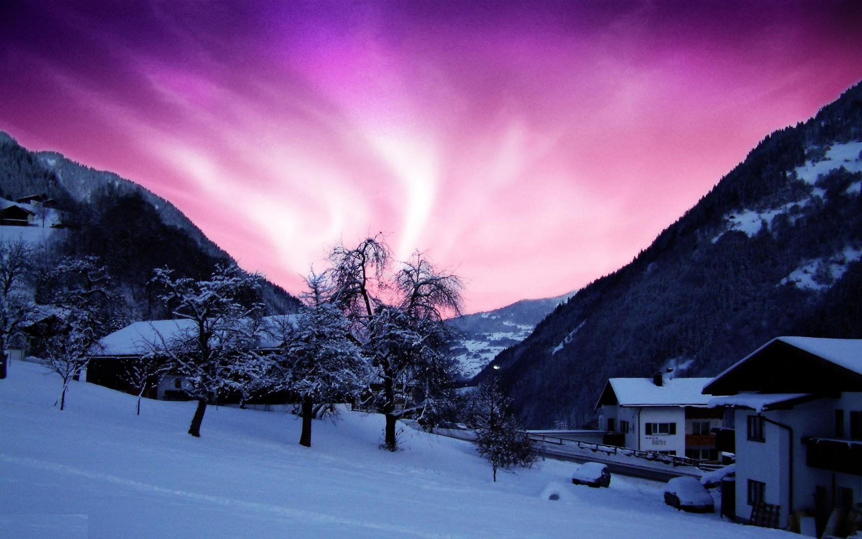 Aurora boreal ad