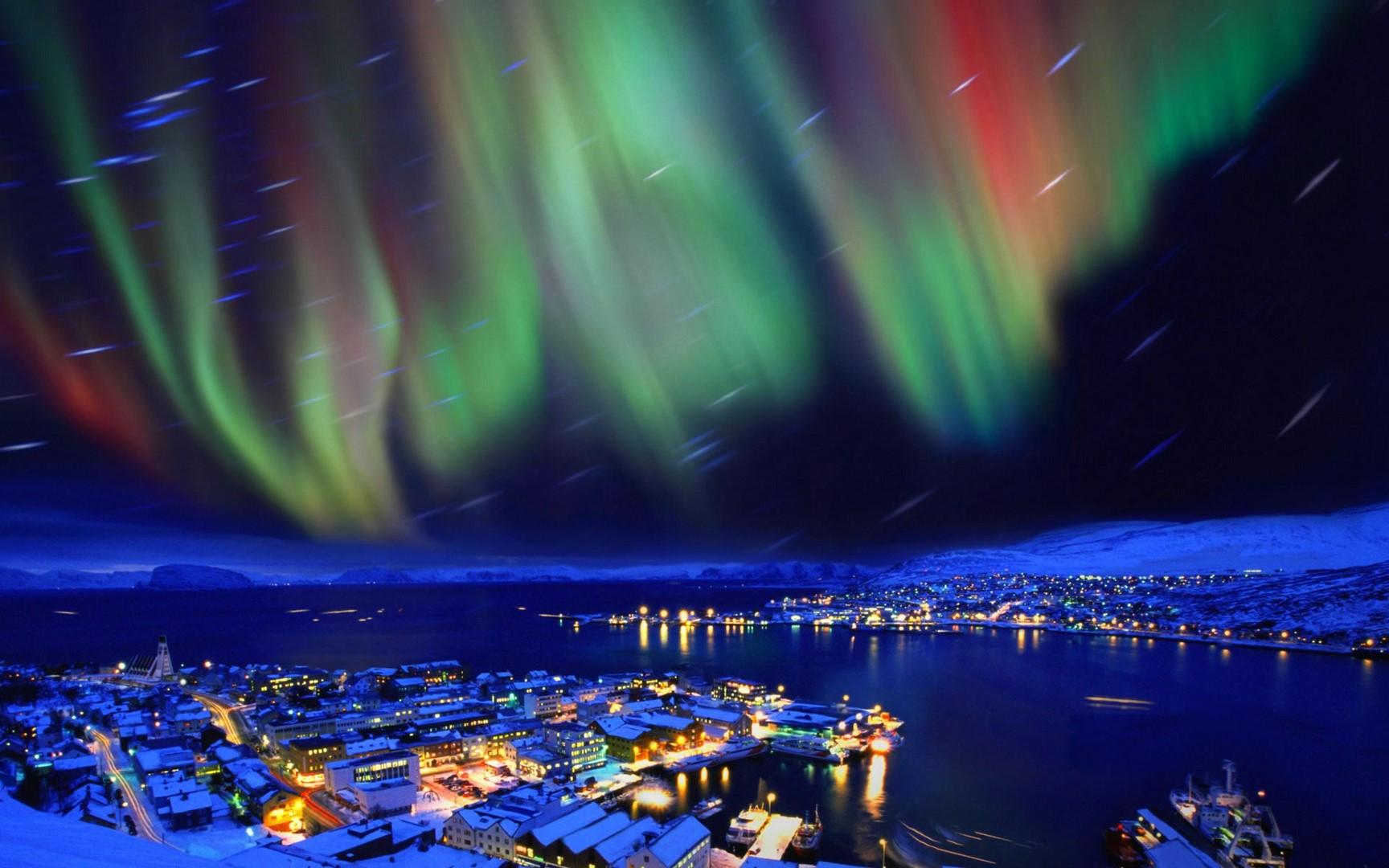 Aurora boreal ae