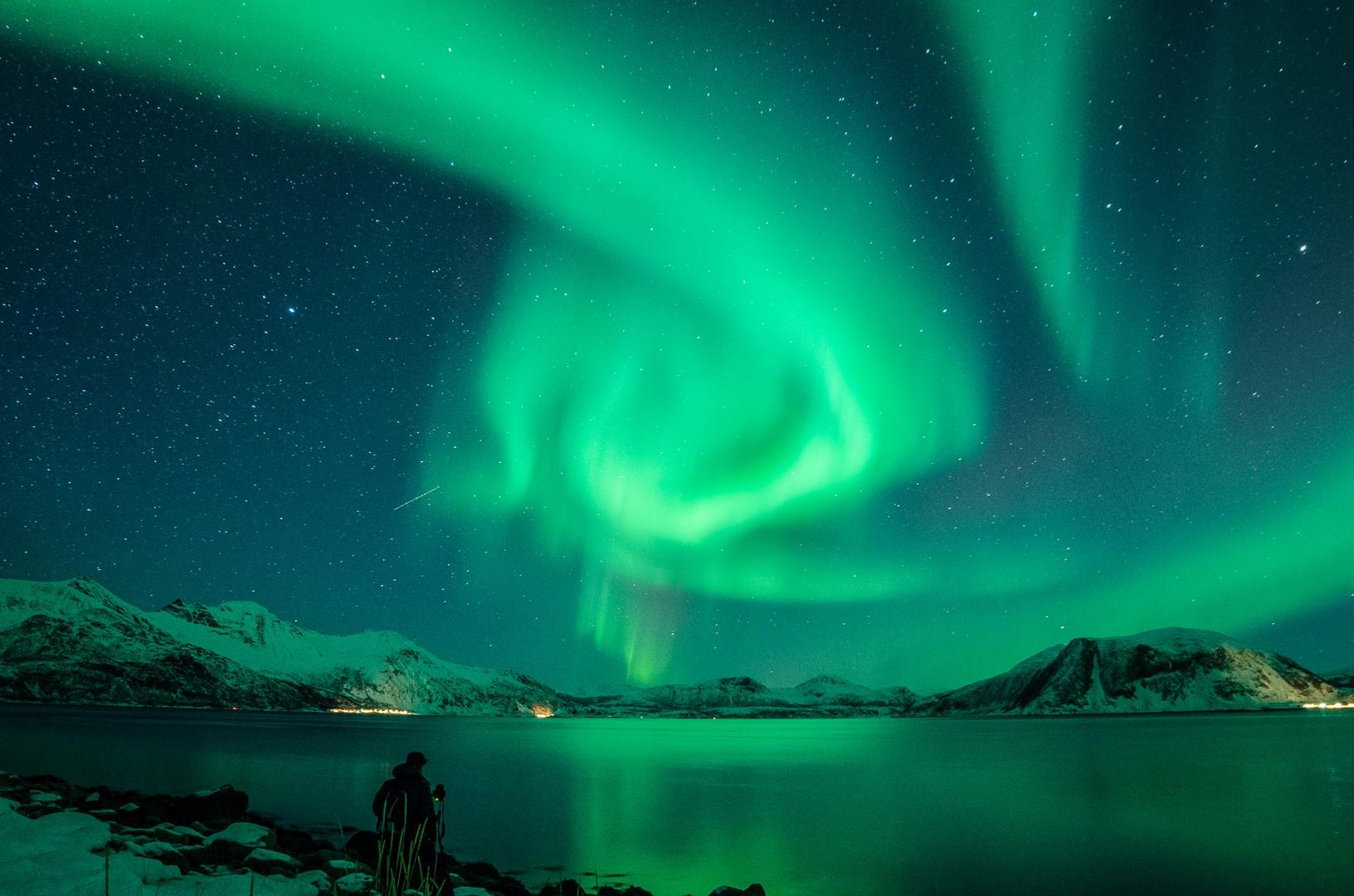 Aurora boreal af