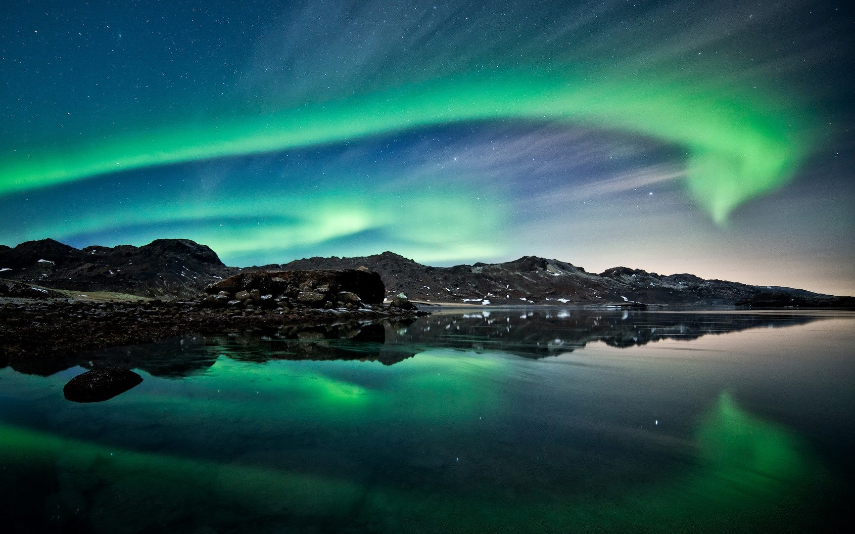 Aurora boreal ag
