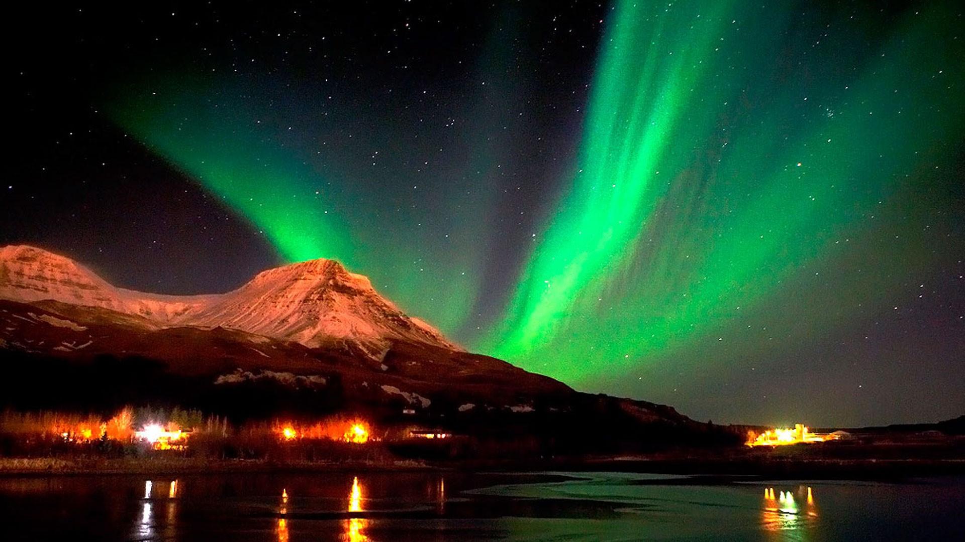 Aurora boreal ai