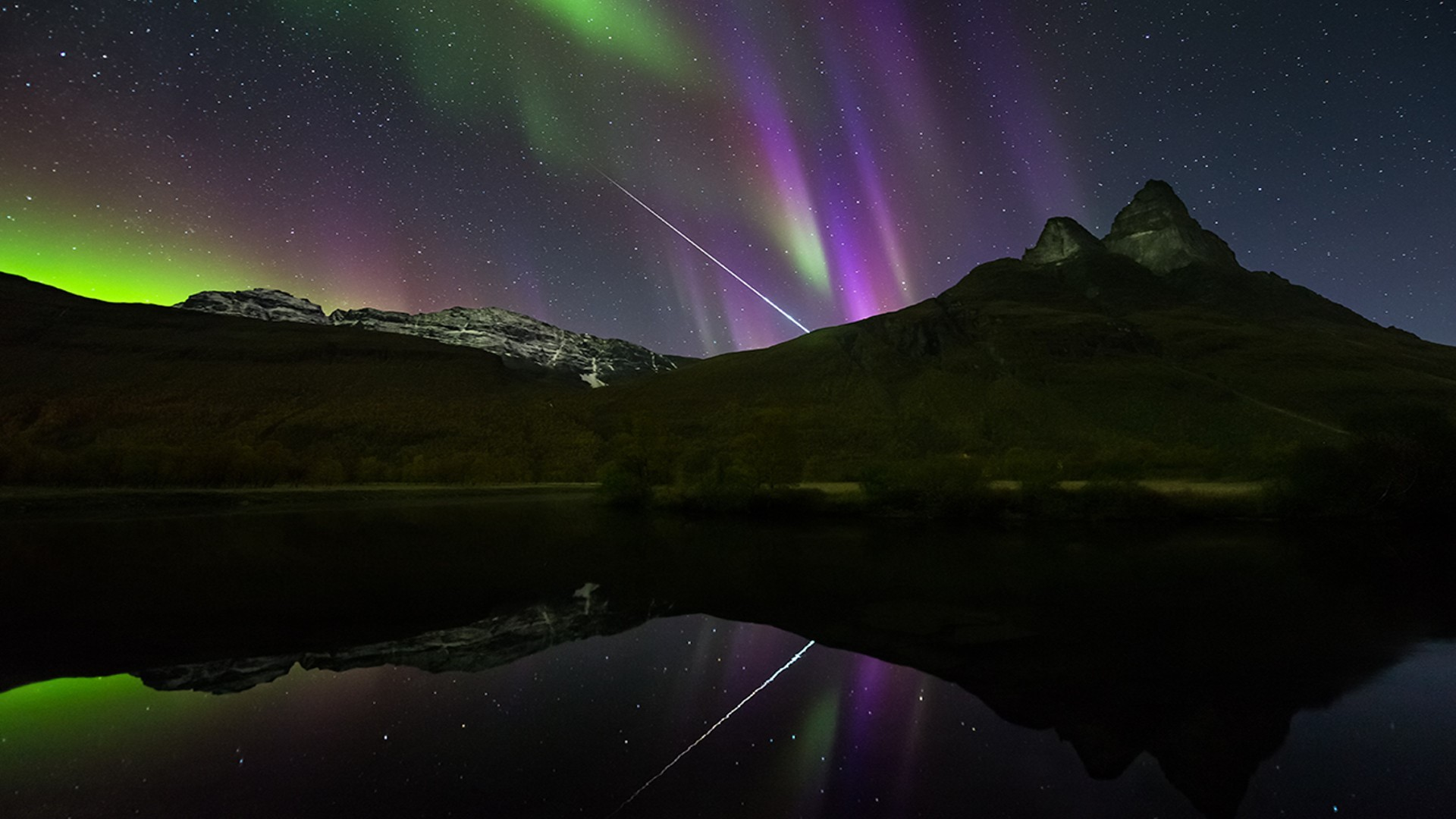 Aurora boreal an