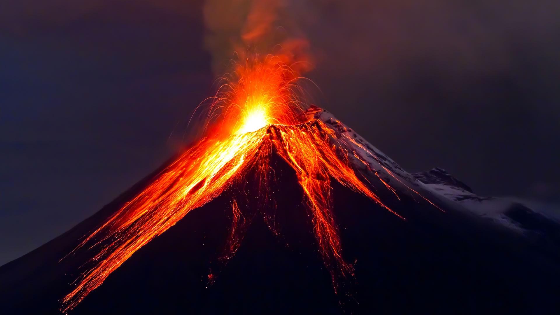 Volcanes aa