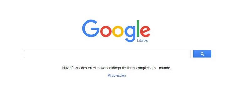 Google Libros (Google Books)