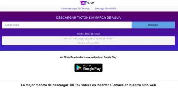 SSSTikTok, la herramienta que te permite descargar vídeos ...